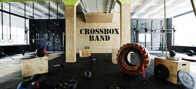 niezbędny sprzęt do crossfitu na siłownię znajdujący się w wyposażeniu nowoczesnej siłowni